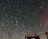 Meteorologická stanice na Lysé hoře.