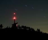 Meteor nad Lysou horou