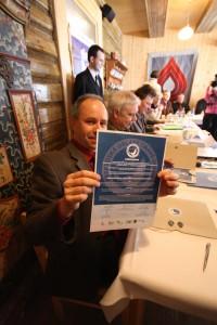 Podepsané memorandum