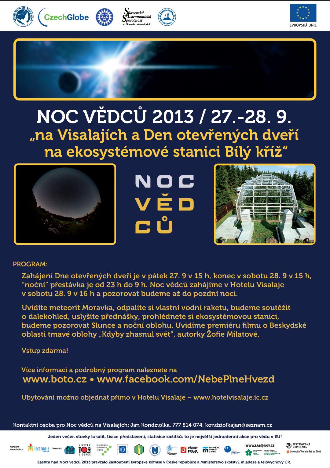Program Noci vědců