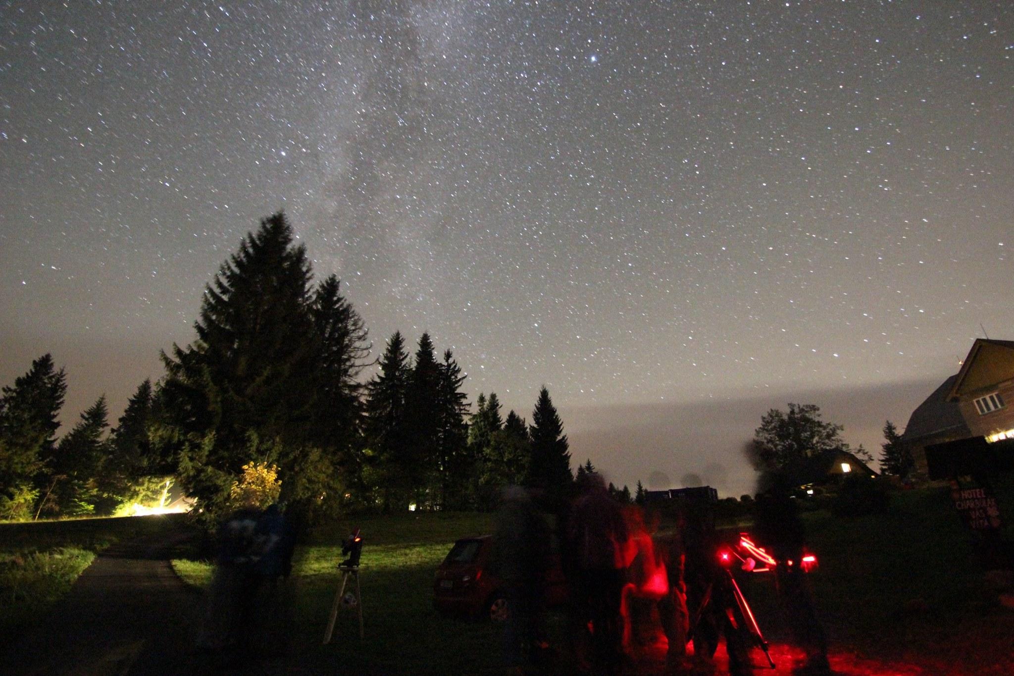 Noc vědců za námi