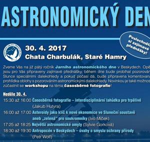 Jarní astronomický den 2017