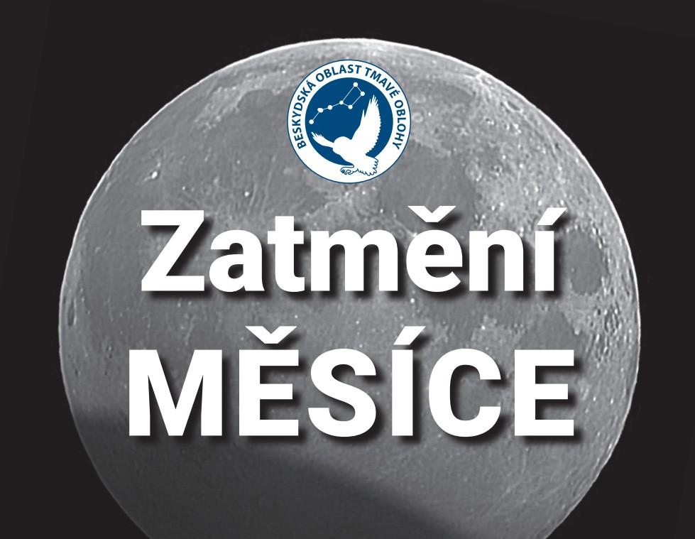 """Pozorování zatmění Měsíce 7. srpna a přednáška """"Jak najít meteorit"""""""