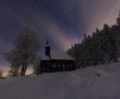 Kostelík na Gruni